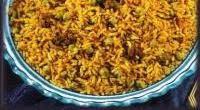 Recette du Riz de djerba - Riz djerbien (rouz jerbi)
