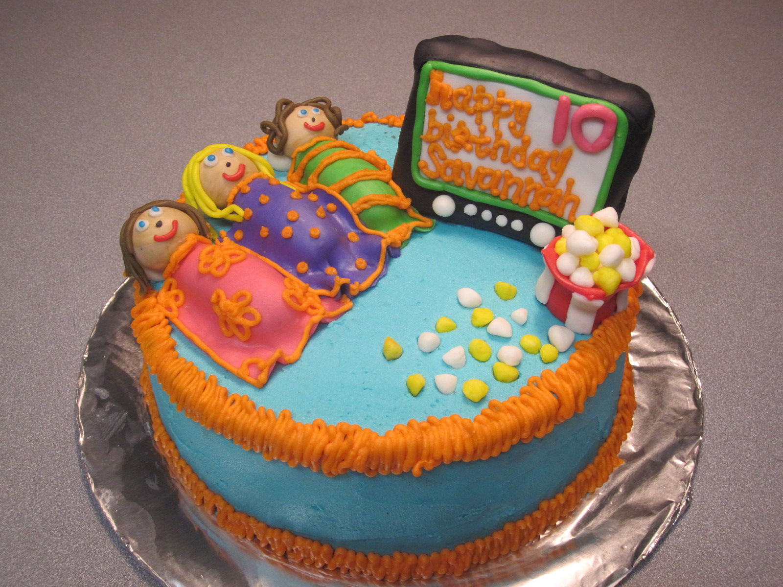 Cake it Pretty: Slumber Party!!!