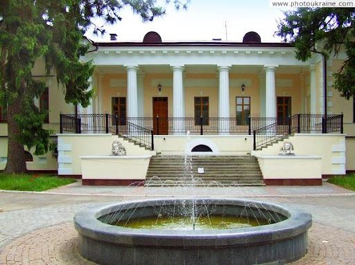 Дом Воронцова в Симферополе