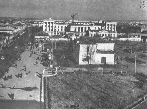 Большой базар в Симферополе