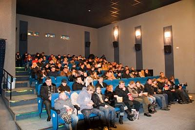 Кинотеатр Спартак в Симферополе