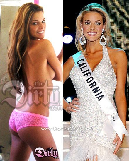 Miss California Nude Photo Scandal 62
