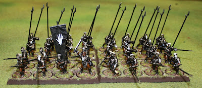 Scott's War-gaming: Build me an army worthy of Mordor...