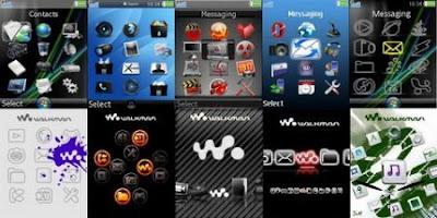 temas flash para sony ericsson w610 gratis