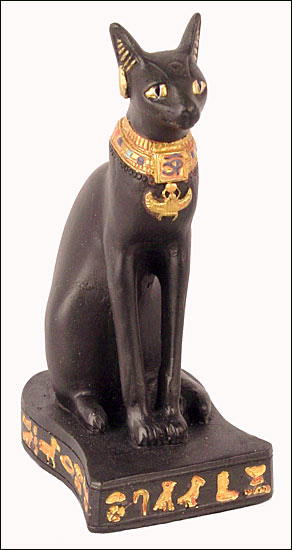 Cat In Egyptian