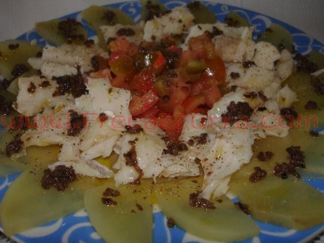Cucina mia a tutto baccal con le ricette di marina for Tutto cucina ricette