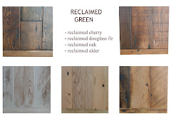 RC GREEN has a reclaimed floor devision