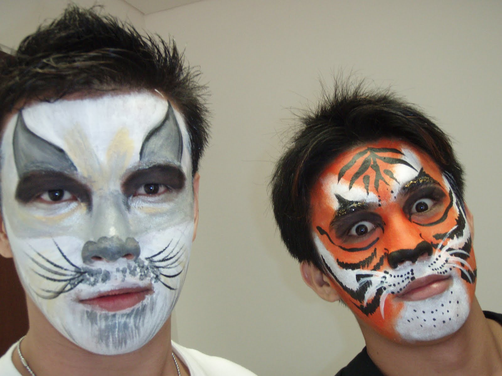 face painting kl body art henna tattoo animal face painting for