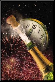 fin-de-año+fiestas+brindis+relog+champang+descorchar