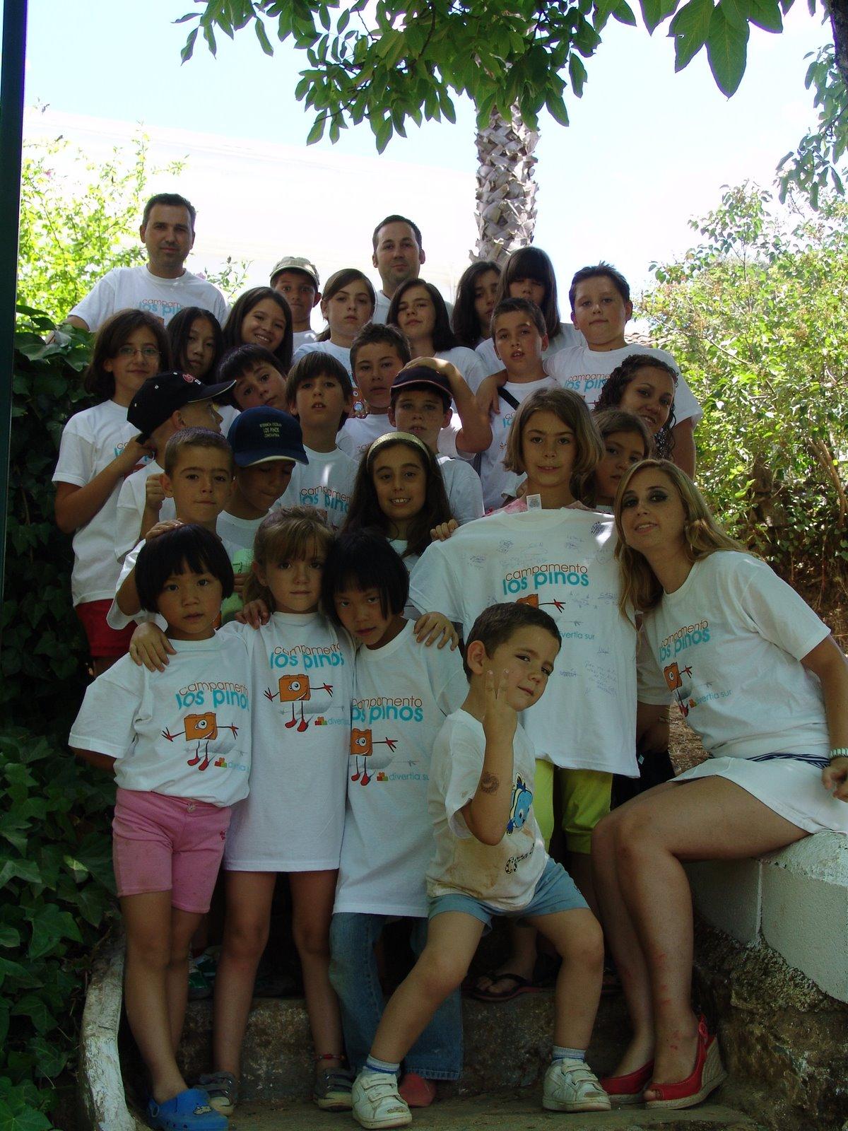 Campamento Los Pinos Constantina Sevilla 1 1 Son 8 Los mejores campamentos surf para este verano. campamento los pinos constantina