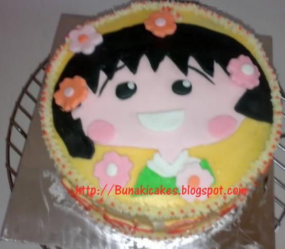 Bunaki -- Cakes And Cookies: Chibi Maruko Chan Untuk Tashia