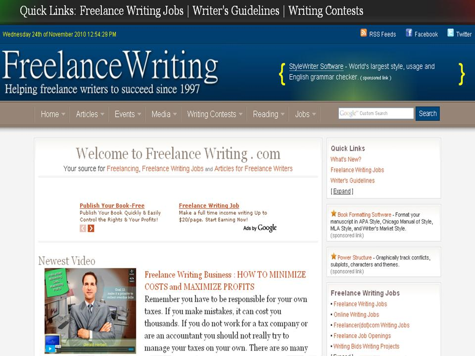 writing job source General writing • research and citation • teaching and tutoring • subject-specific writing • job search writing • found on the purdue owl.