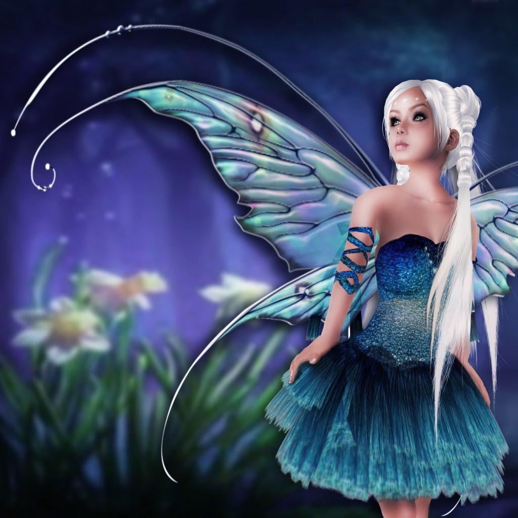 Cosmic Scribbles: Mermaids & Faeries- Evie's Closet