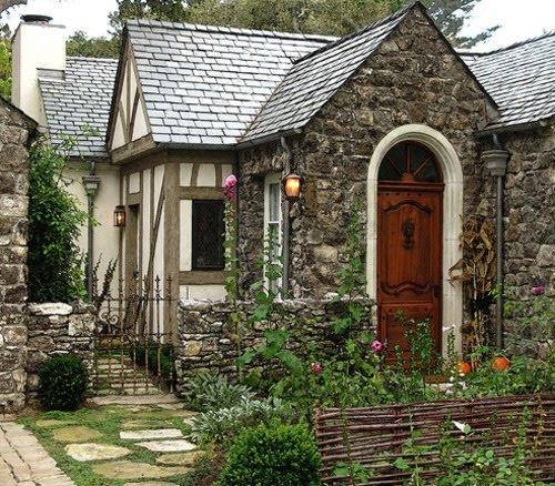 English Cottage Village
