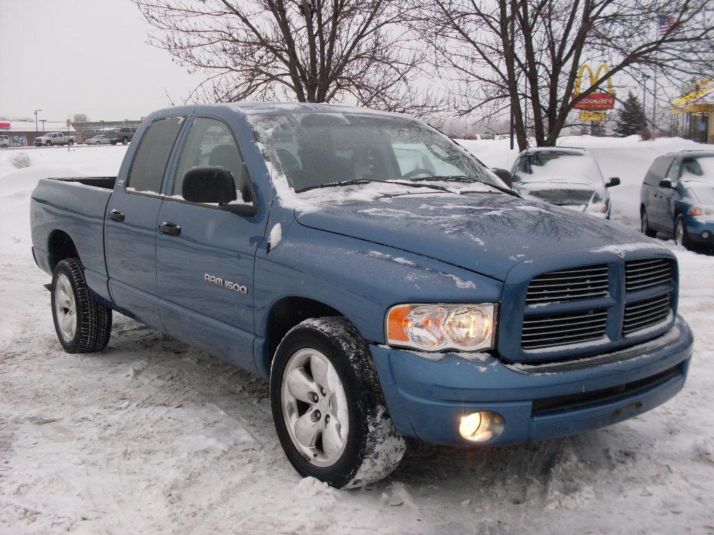James 2002 Dodge Ram 1500