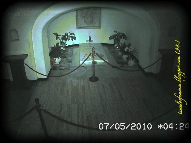 Túmulo de João Paulo II é filmado 24 horas por dia
