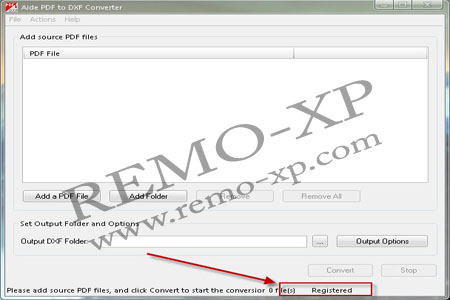 Aide PDF to DXF Converter Full Crack | Free Download