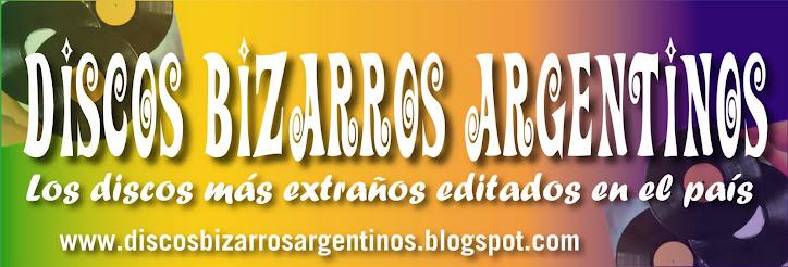 a2ed69dc3775 DISCOS BIZARROS ARGENTINOS  EL MAS PORTEÑO ES DE MENDOZA