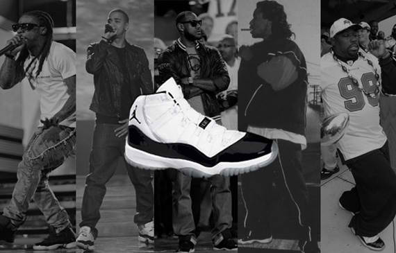 9573f8106593 ... germany history of celebrities wearing the air jordan xi complex 69d9b  c5871