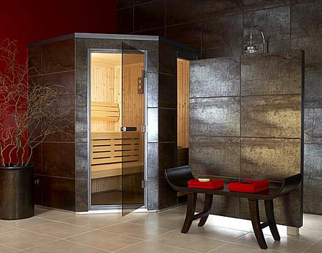Architecture Homes 6 Luxury Indoor Saunas Design