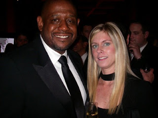 Forest Whitaker and Marla Malcolm Beck
