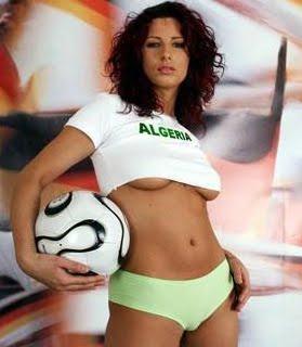 Algerian Nude Babes 119