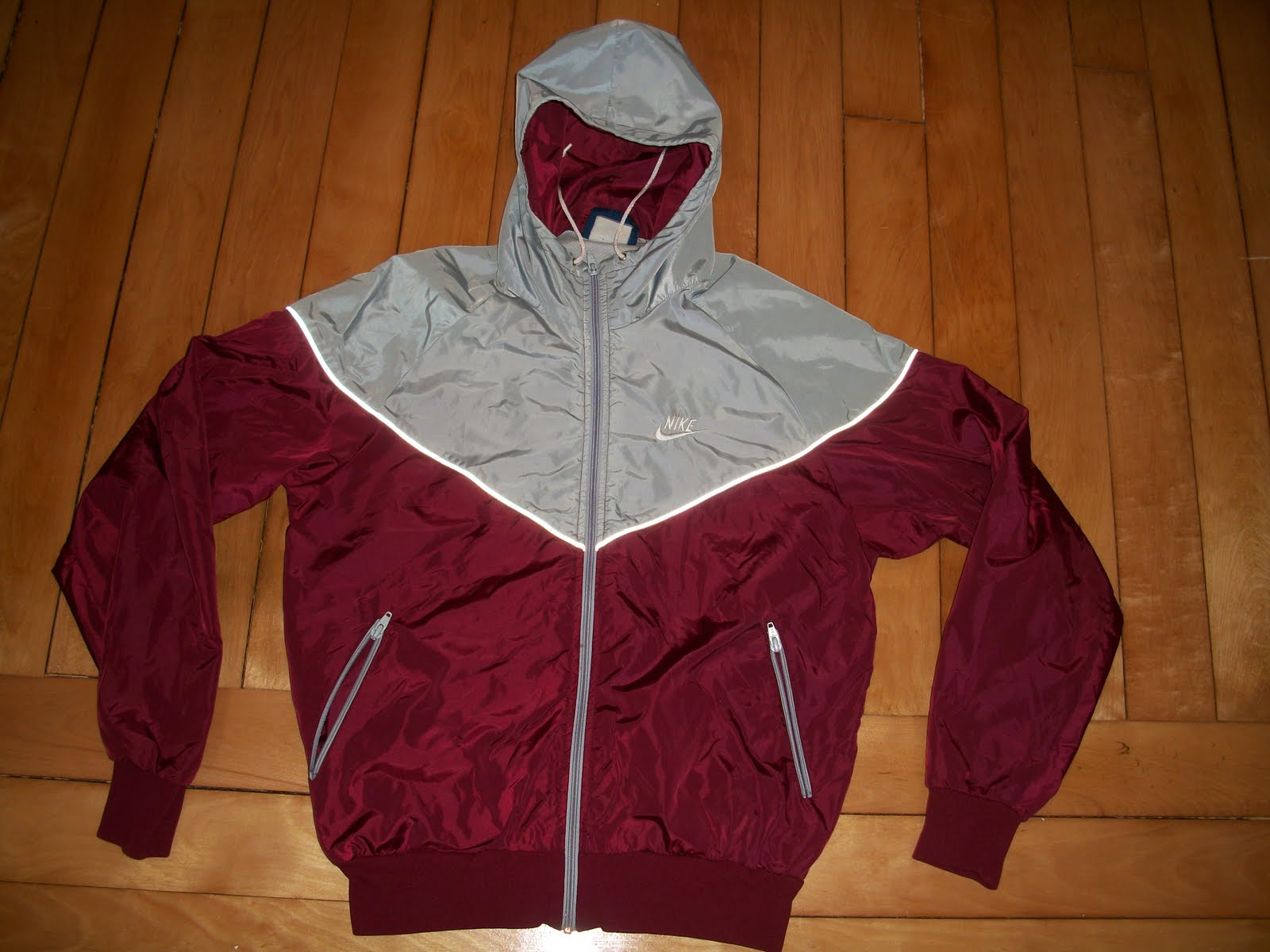 50fd26c983b5 Allergic To Cubicles  Another Vintage Nike Windbreaker