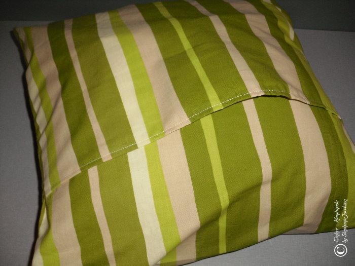 tinker handmade kissen mit hotelverschluss. Black Bedroom Furniture Sets. Home Design Ideas