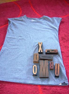 Wood Block T-Shirt