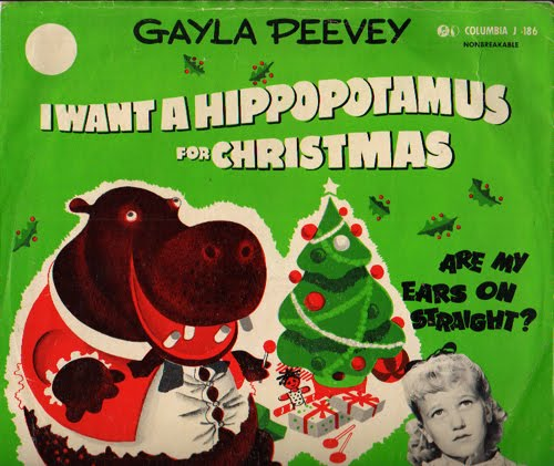 I Want A Hippocampus For Christmas.Running From The Law I Do Not Want A Hippopotamus For Christmas