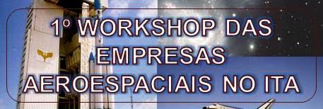 brazilian space 1 workshop das empresas aeroespaciais no ita. Black Bedroom Furniture Sets. Home Design Ideas