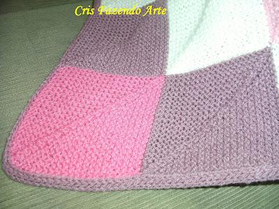 193d17d54721a Nunca esteve em meus planos tricotar uma manta
