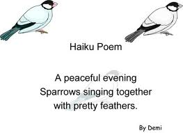 Famous Japanese Haiku Poems In English Structure Of An Apa