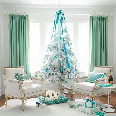 Home Sweet Home Decorating With Tiffany Blue