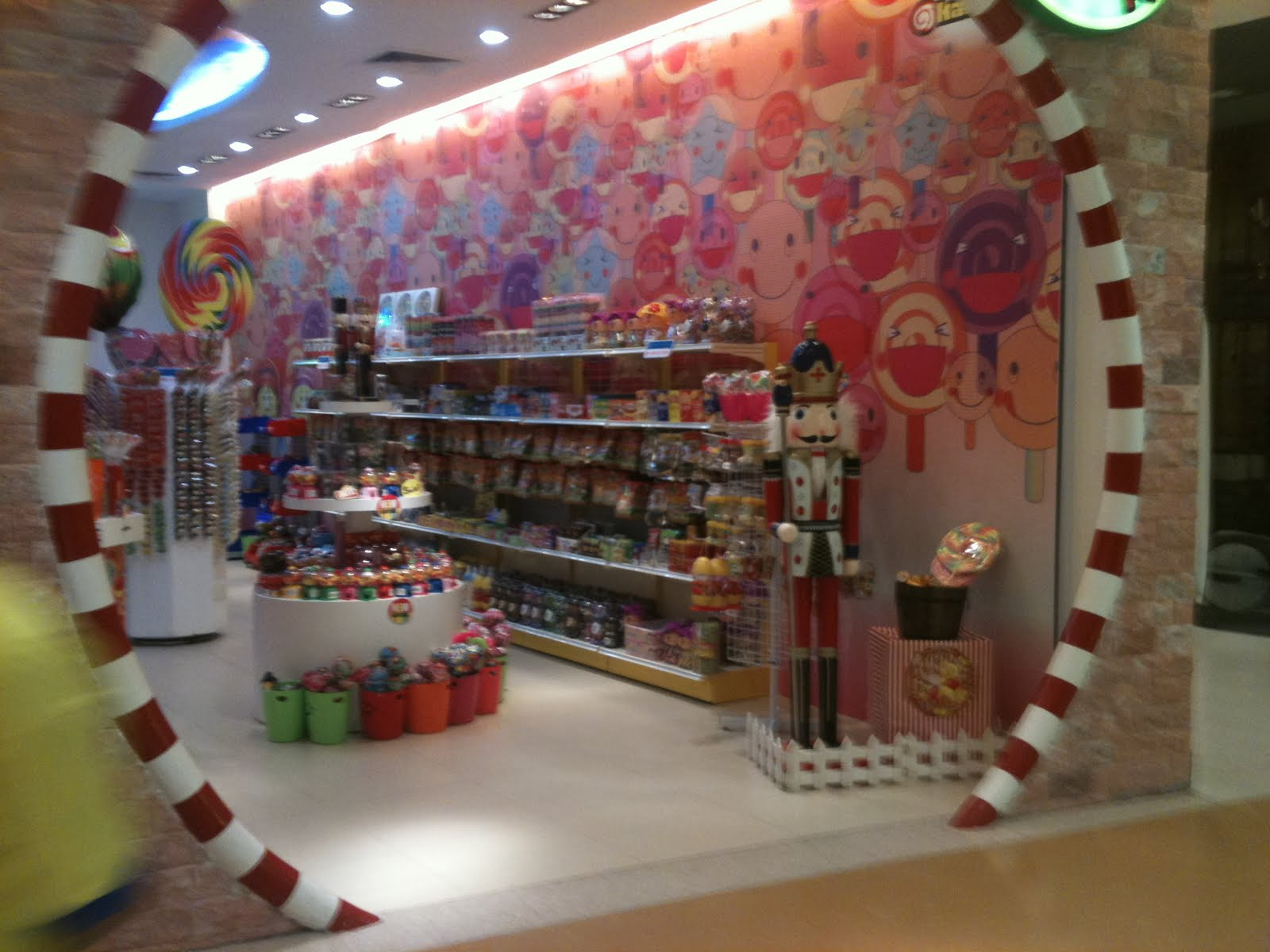 Environmental Design Kids Toy Shop In Sunwaypyramid