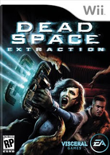 dead space extraction, wii, nintendo, video, game, cover, poster