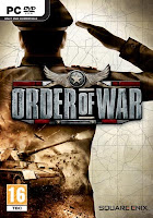 order of war, pc, video, game, cover, poster