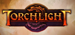 torchlight, video, game, logo, cover