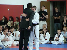 The 1st Black Belt Ceremony