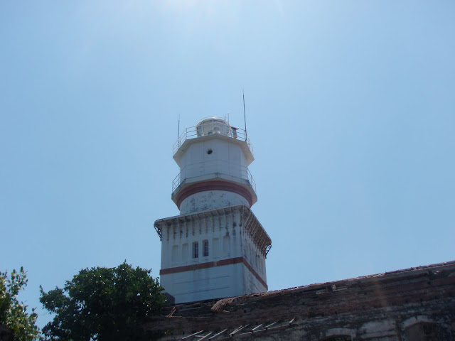 Capones Light House