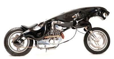 Jaguar M-Cycle