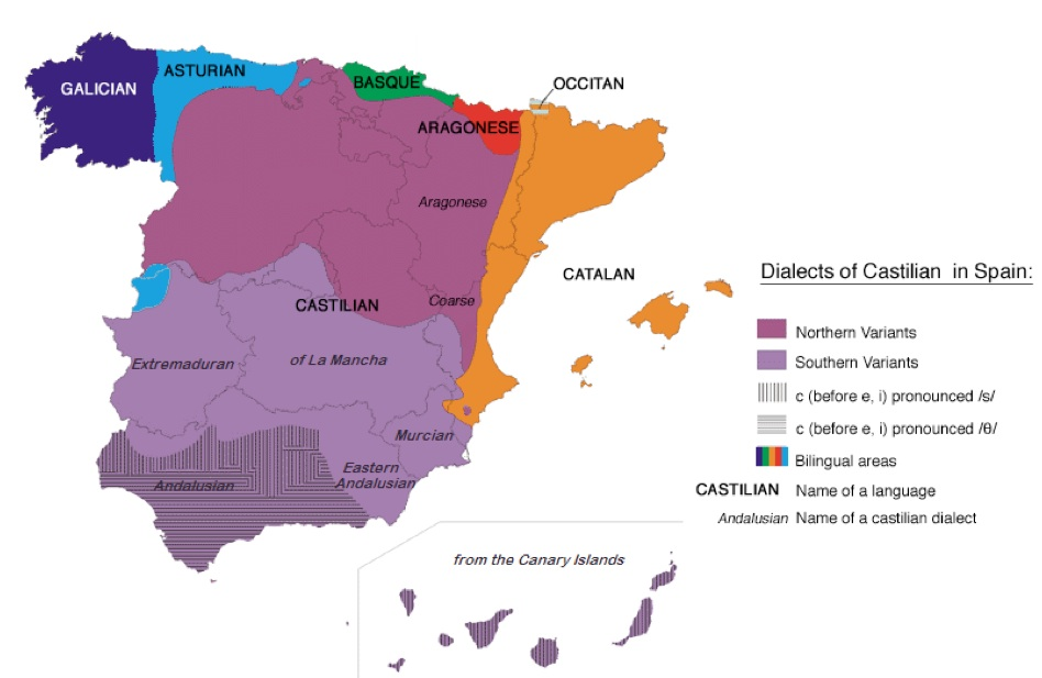 Contested Regionalism in Andalusia Len and Asturias GeoCurrents