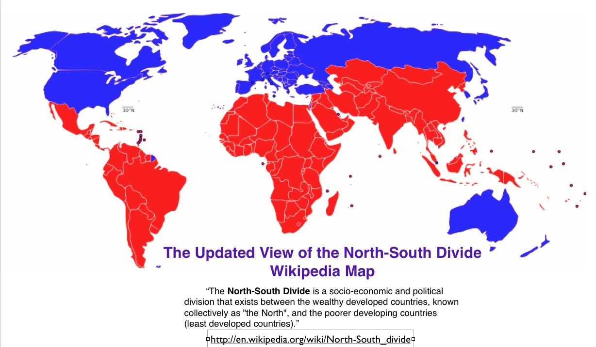 First Second Third World Map.There Is No Third World There Is No Global South Geocurrents