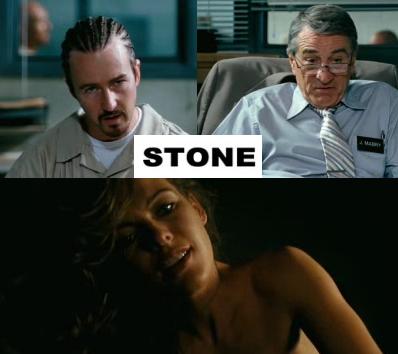 Stone O Filme