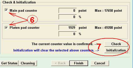 Epson t60 counter reset software download || MILESSHARES CF