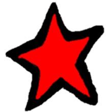 estrella roja sentido etapa