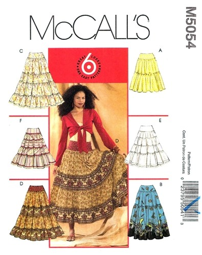 Gypsy Skirt Patterns 69