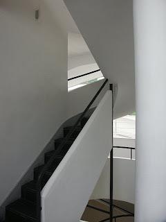 Tanisha Ameen Images Of Villa Savoye Stairs Amp Ramp