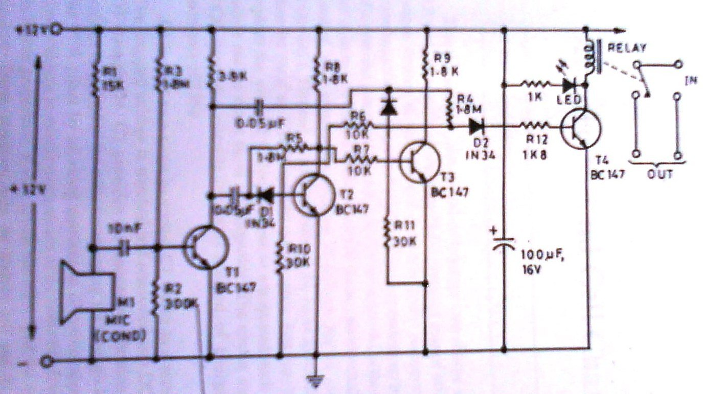 Free Schematic Diagram Thermostat Circuit Using Lm358 August 2012 Controller The Relay Is Further Used To Control Load As Shown In Bit Contacts Of That Determine Loads It Can Handle