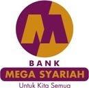 """logo """"bank mega syariah"""""""